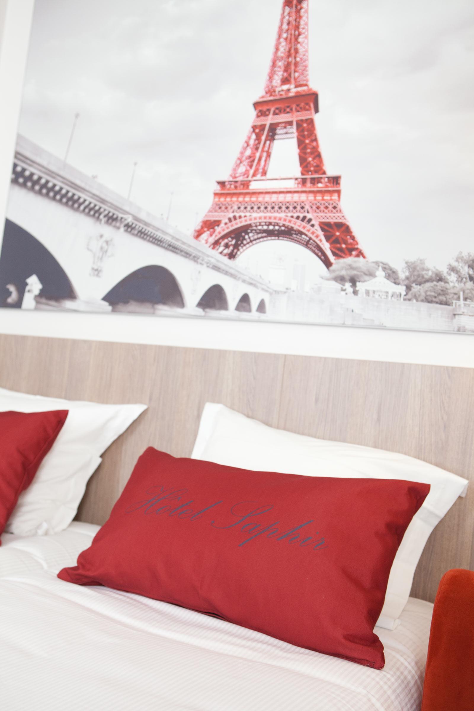 Hotel Saphir Grenelle Paris France